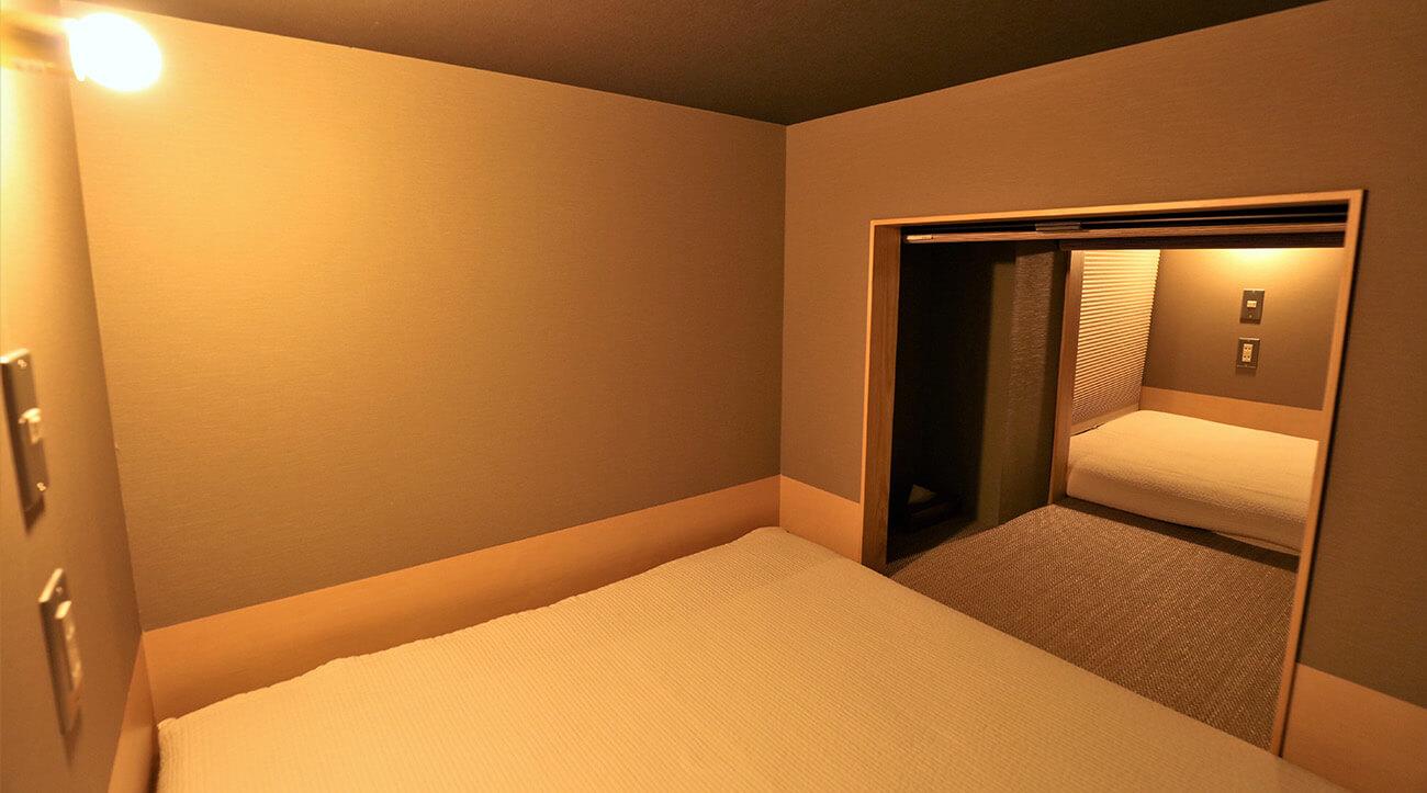 Dormitory Twin Room